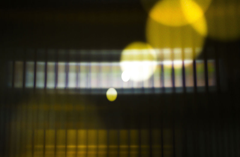 Glassy Abstraction